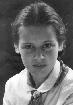Herta Becker , Berlin 1934