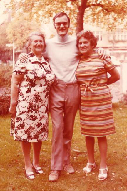 Familie Becker , Berlin 1973 (11)